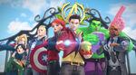 Avengers Academy (Earth-TRN562) 001