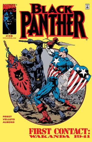Black Panther Vol 3 30