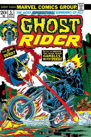 Ghost Rider Vol 2 5
