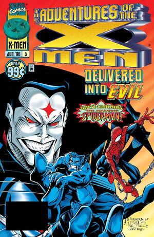 Adventures of the X-Men Vol 1 3