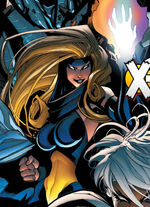 Alison Blaire (Earth-51518) from Age of Apocalypse Vol 2 1 0001