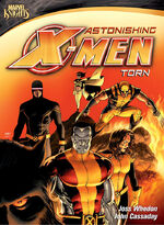 Astonishing X-Men Torn