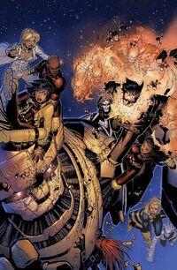 All-New X-Men Vol 1 6 X-Men 50th Anniversary Variant Textless