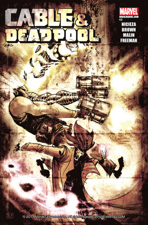 Cable & Deadpool Vol 1 42