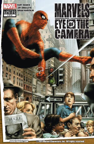 Marvels - Eye of the Camera Vol 1 2