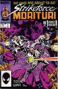 Strikeforce Morituri Vol 1 1