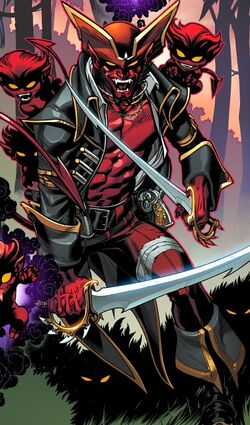 Azazel (Earth-616) from Amazing X-Men Vol 2 1 0001