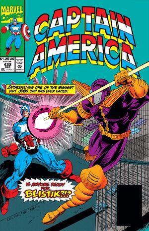 Captain America Vol 1 422