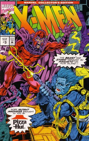 X-Men Collector's Edition Vol 1 3