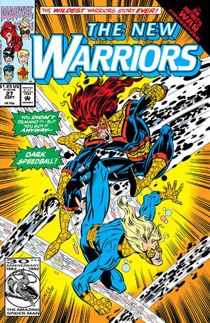 New Warriors Vol 1 27