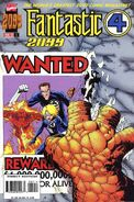 Fantastic Four 2099 Vol 1 5