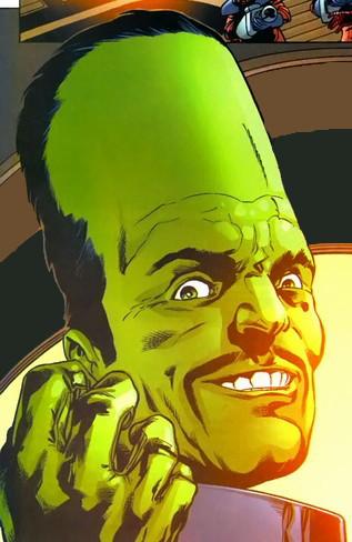 Znalezione obrazy dla zapytania the leader marvel comics