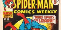 Spider-Man Comics Weekly Vol 1 38