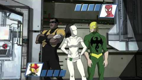 Ultimate Spider-Man Ep