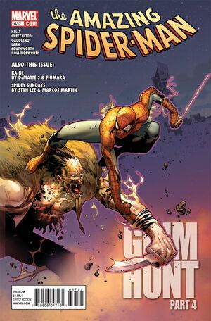 Amazing Spider-Man Vol 1 637