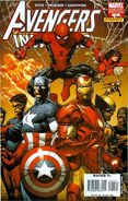 Avengers Invaders Vol 1 1 Variant Finch