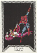 Samuel Wilson and Peter Parker (Earth-616) Spider-Man Team-Up (Trading Cards) 0001