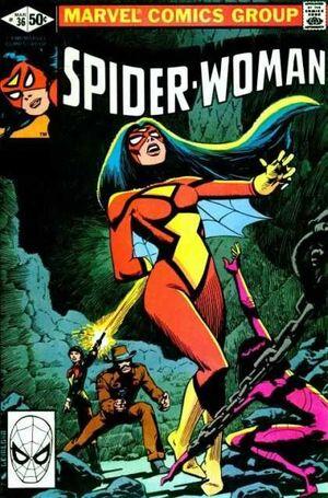 Spider-Woman Vol 1 36