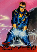 Alexander Summers (Earth-616) from Ultra X-Men (Trading Cards) 1995 Set 0001