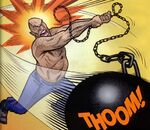 Carl Creel (Earth-5631) Hulk and Power Pack Vol 1 1