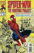 Spider-Man The Arachnis Project Vol 1 1