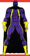 Brian DeWolff (Earth-616) from Official Handbook of the Marvel Universe Master Edition Vol 1 30 0001