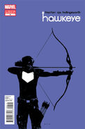 Hawkeye Vol 4 2 3rd Printing Variant
