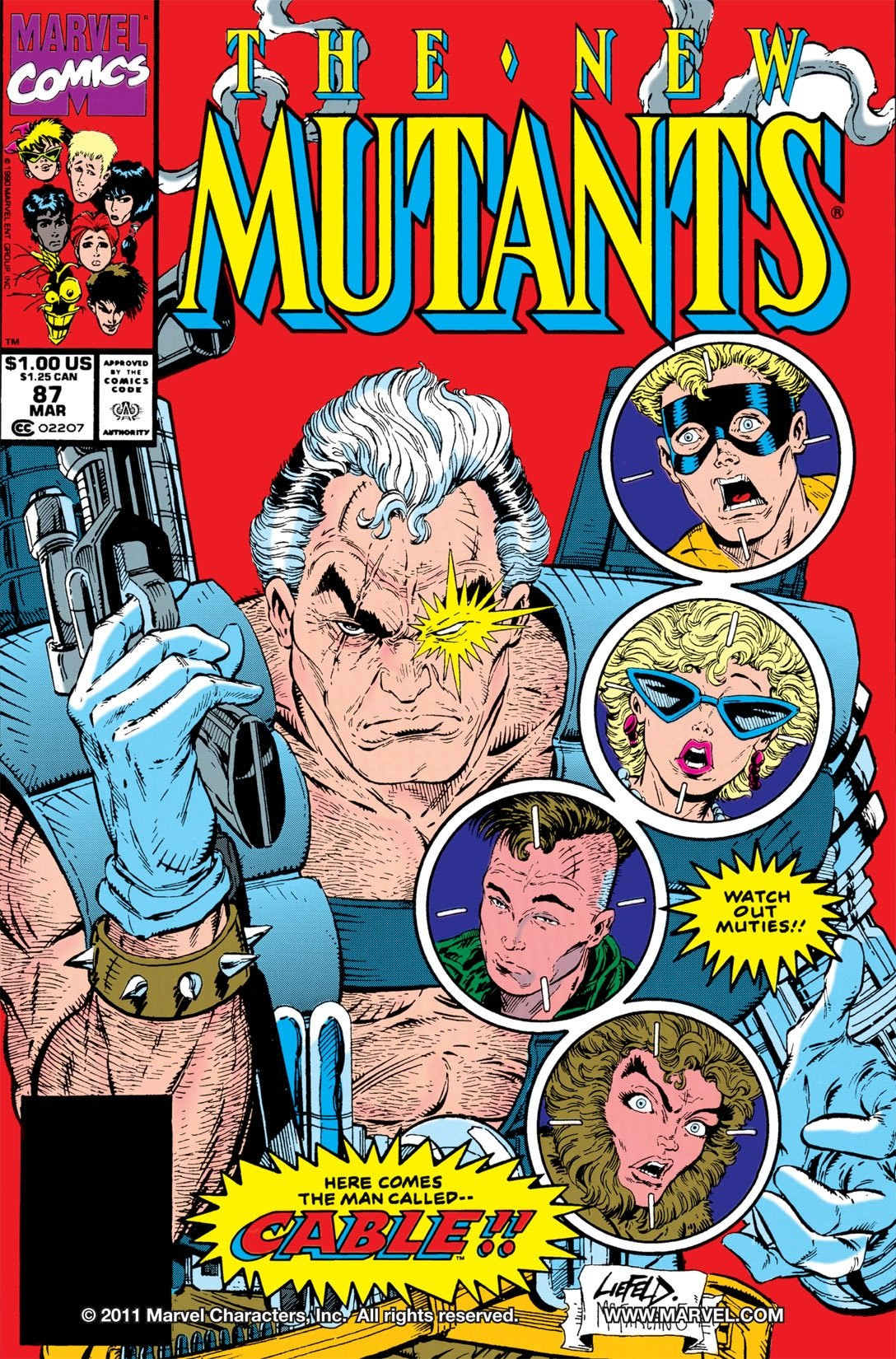 Comic Book Cover Tutorial Photo : New mutants vol marvel database fandom powered by