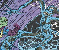 Sleepwalker Vol 1 33 page 18 Cobweb (Sleepwalker Foe) (Earth-616)