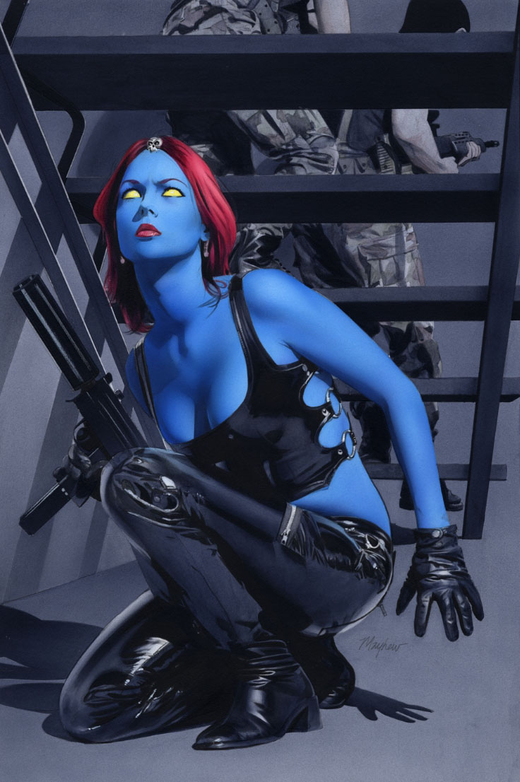 Mystique | Marvel Database | Fandom powered by Wikia