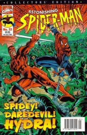 Astonishing Spider-Man Vol 1 55