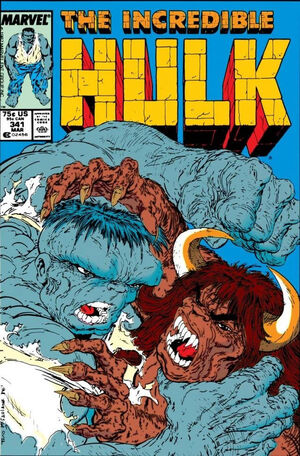 Incredible Hulk Vol 1 341