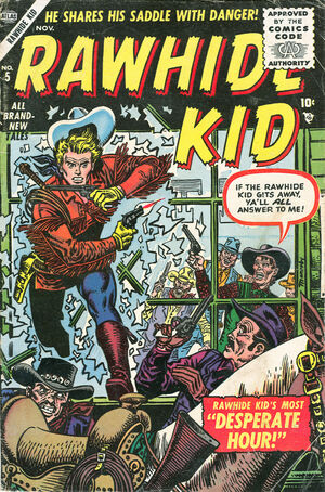 Rawhide Kid Vol 1 5