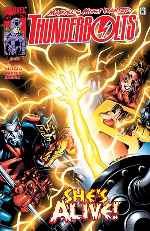 Thunderbolts Vol 1 46