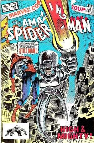 Amazing Spider-Man Vol 1 237 Direct