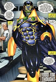 Mesmero (Vincent) (Earth-616) from Alpha Flight Vol 2 3 0001