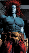 Tryco Slatterus (Earth-616) from Thanos Vol 2 1 001