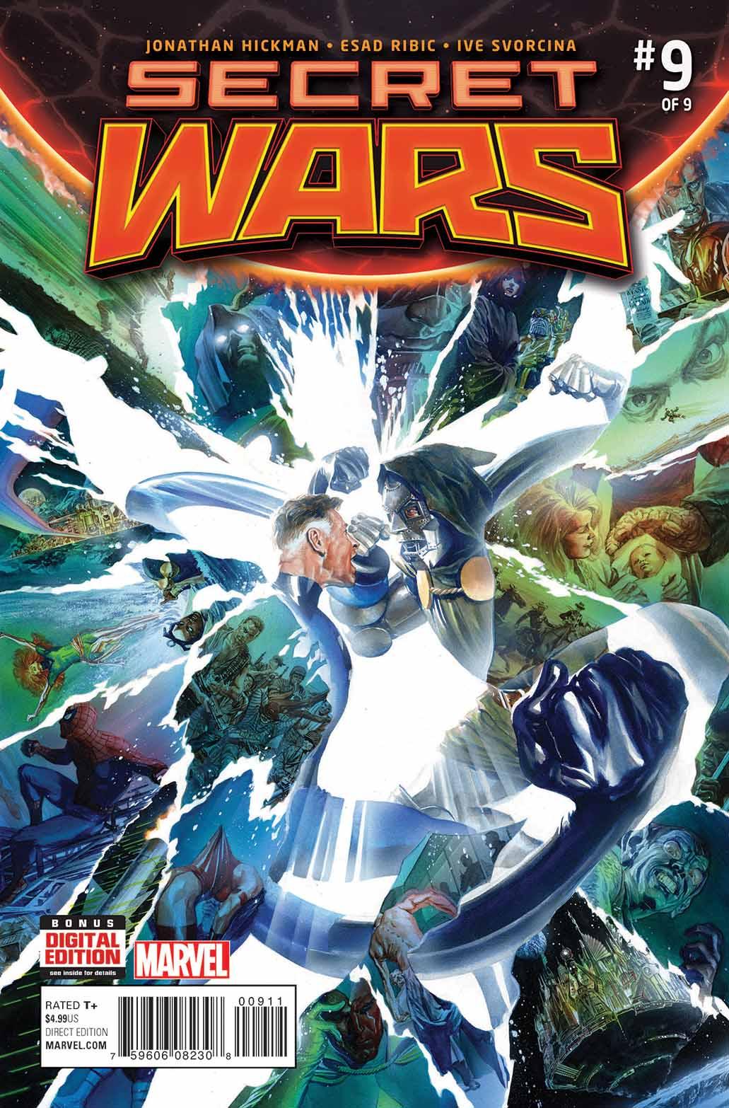Secret Wars Vol 1 9   Marvel Database   FANDOM powered by Wikia