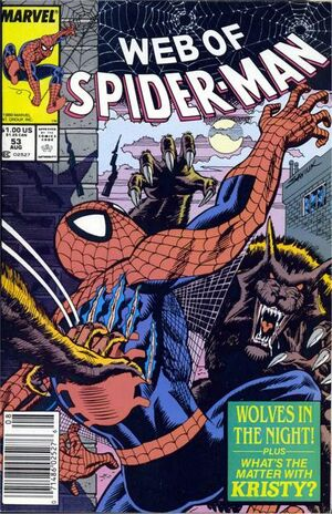 Web of Spider-Man Vol 1 53