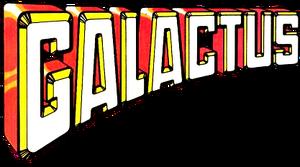 Galactus the Origin 1