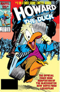 Howard the Duck The Movie Vol 1 1