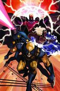 Origin of Marvel Comics X-Men Vol 1 1 Textless