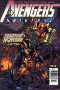 Avengers Universe Vol 1 5
