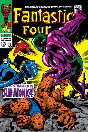 Fantastic Four Vol 1 76