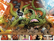Shuma-Gorath (Multiverse) from Mighty Avengers Vol 2 2 001