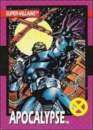 En Sabah Nur (Earth-616) from X-Men (Trading Cards) 1992 Set 0001