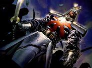 Keniuchio Harada (Earth-616) from New Avengers Vol 1 12