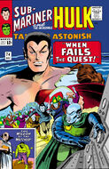 Tales to Astonish Vol 1 74