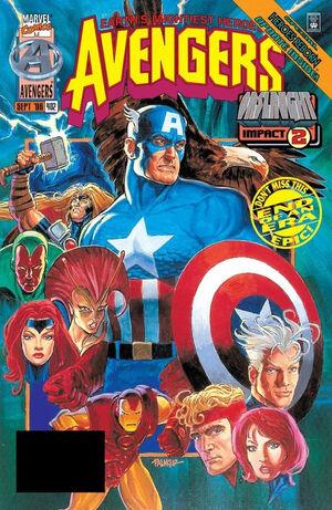 Avengers Vol 1 402