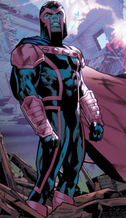 Max Eisenhardt (Earth-616) from Uncanny X-Men Vol 4 4 001